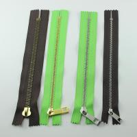 Hot Sale Metal Stainless Steel Zipper for Bag