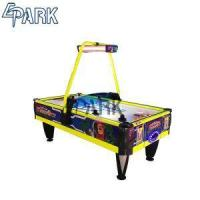 Quality Shooting Game Machine Four Air Hockey Square Cube Coin Operated Game Machine for sale