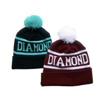 Quality TK02 Product name:70g Knit Pom Beanie with Fold for sale