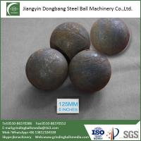Grinder Balls for Silver Ore Mine Mineral Processing