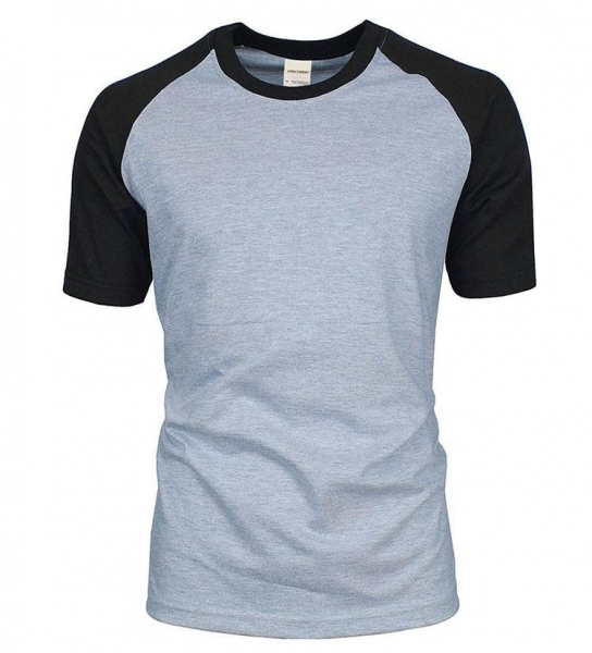 China Mens custom gym raglan sleeve t shirt