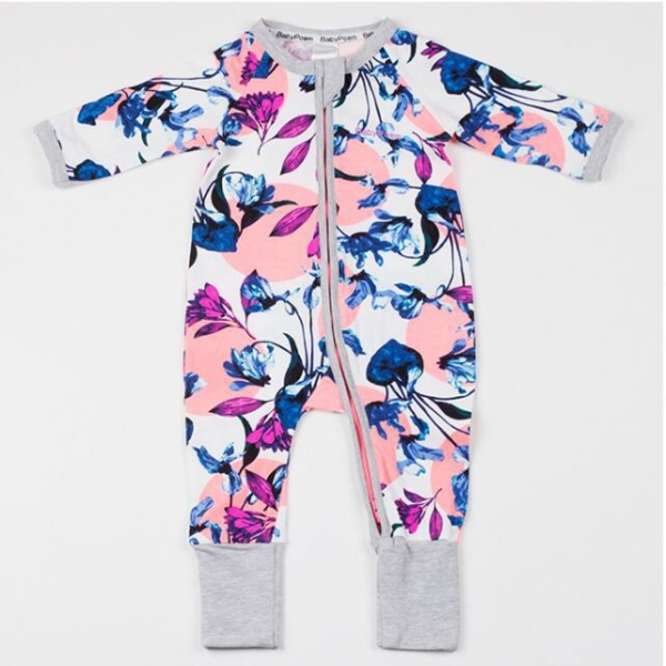 China long sleeve baby suit