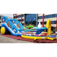 Quality Polar Ice world play park for sale