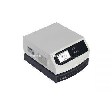 China Green Energy Electric Vehicle Battery Separation Membrane Air Permeability Tester