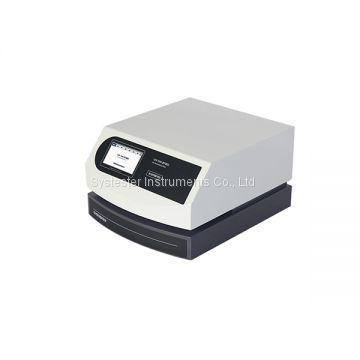 China Air Permeability Tester Green Energy Lithium Battery Separation Membrane Permeability Test