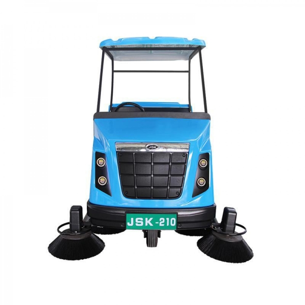 China Ride-on Sweeper J210D