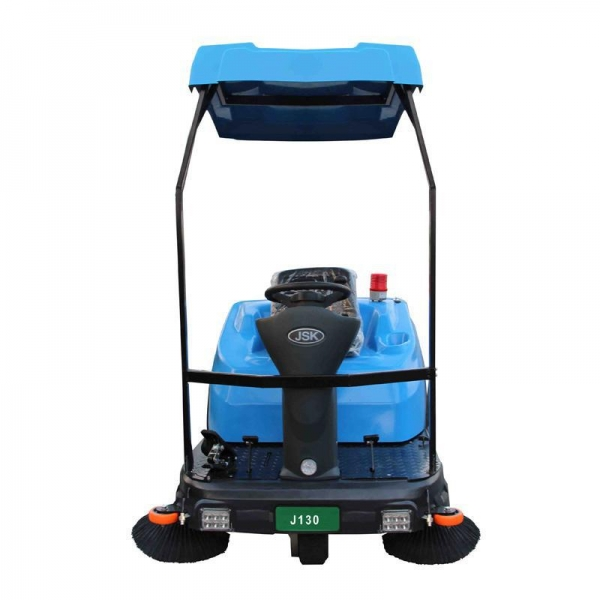 China Ride-On Sweeper J130D