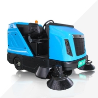 Quality Ride-on Sweeper J210C for sale