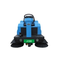 Quality Ride-On Sweeper J150C for sale