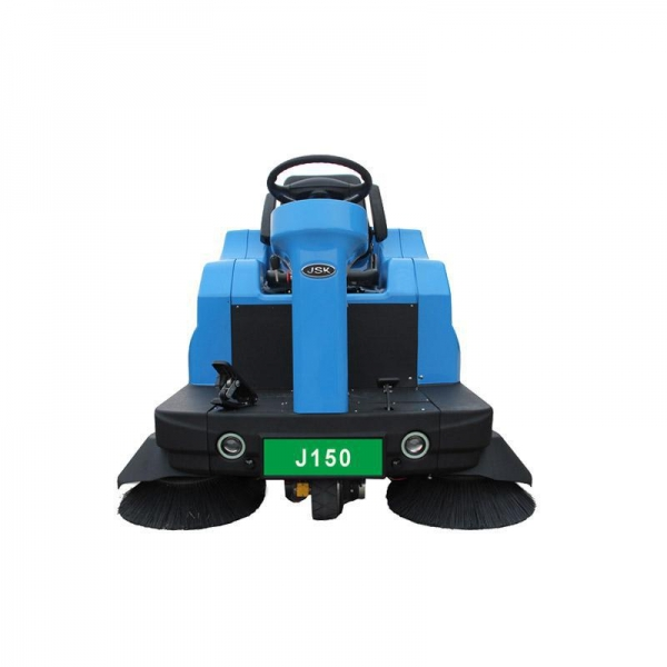 China Ride-On Sweeper J150C
