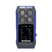 Buy cheap BH-4S Portable Multi-gas Detector from wholesalers