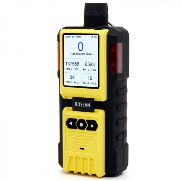 China Dust Particle Counter(For melt-blowncloth)