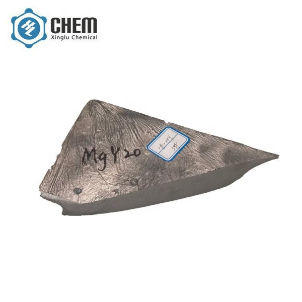 China Magnesium Yttrium Alloy MgY10 in stock Magnesium Yttrium Alloy MgY10 in stock