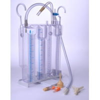Buy cheap 3-Cavity Thoracic Drainage Bottle from wholesalers