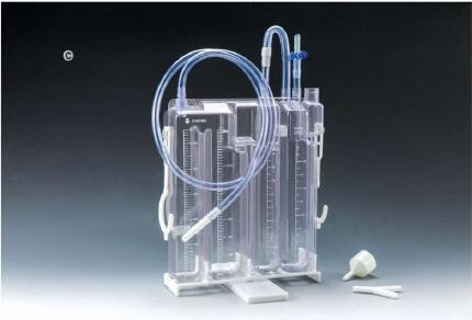 China 3-Cavity Thoracic Drainage Bottle