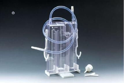 China 2-Cavity Thoracic Drainage Bottle