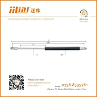 Quality High Standard Gas Spring:X1 for sale
