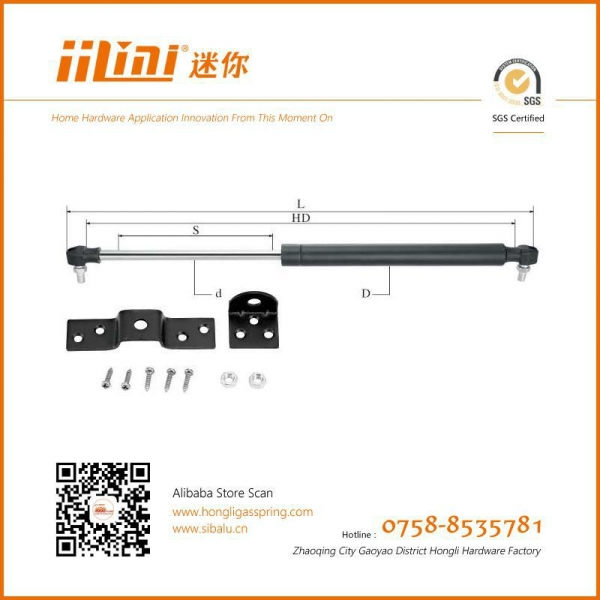 China High Standard Gas Spring:X2