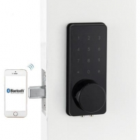 Buy cheap Front Door Code Lock Wooden door bluetooth lock from wholesalers