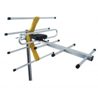 Quality 5 Elements Outdoor Yagi Digital TV Antenna for sale