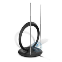 Quality Rotatable Indoor Digital HD TV Antenna for sale