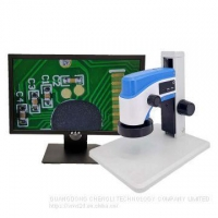 Buy cheap SMU-HL03 Video Measuring Microscope & HD-LCD Video Microscope with automatic focus from wholesalers
