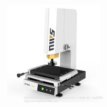 China 2D Vision Measuring Machine Exporters & Manual Video Measuring Machine Manufacturer