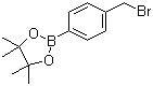 Buy cheap 4-(Bromomethyl)benzeneboronic acid pinacol ester from wholesalers