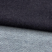 Quality 9oz knitted denim fabric for sale