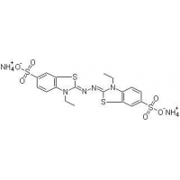 Buy cheap Diammonium 2,2'-azino-bis(3-ethylbenzothiazoline-6-sulfonate) from wholesalers