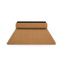 Buy cheap Cork & Natural Rubber Yoga Mat from wholesalers