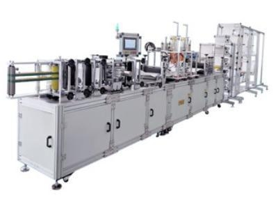 China ZSN95 Automatic Mask Machine