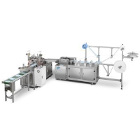 Quality ZS-145High-speed One-flat Mask MachineSpecial equipment for children's masks for sale