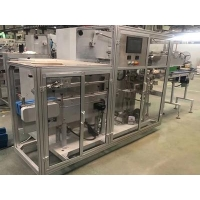 Quality ZSTD200 horizontal food single pouch premade bag packing machine for sale