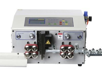 China LZSWT805DP cable cutting and stripping machine