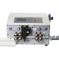 Buy cheap LZSWT805DP cable cutting and stripping machine from wholesalers