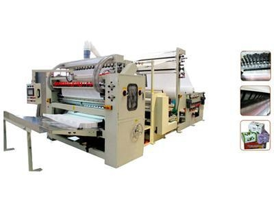 China Facial tissue cutting & Bolding machine ZS180(190)/1780(2000)