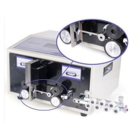Buy cheap LZSWT-805Dautomatic wire cutting stripping machine from wholesalers