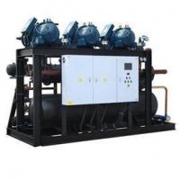 Quality HLG-H Series Mid Temperature Screw Compressor racks for sale