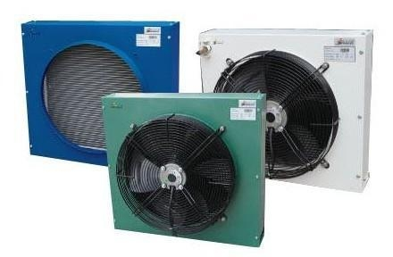 China FN Series Copper and Fin Type Condensers
