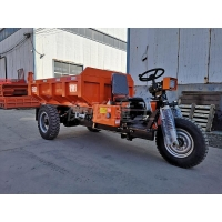 Quality 3T Electric Mining Tricycle for sale