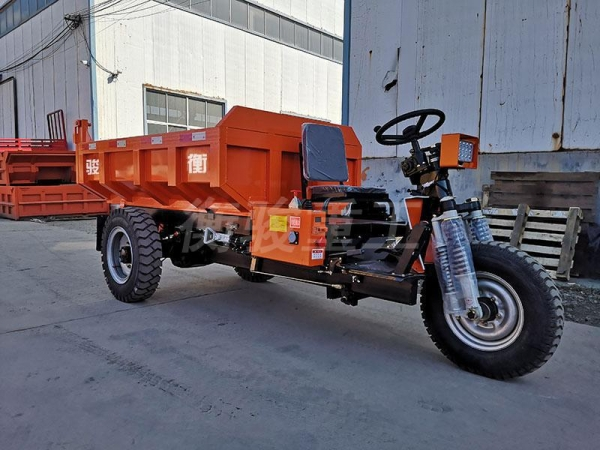 China 3T Electric Mining Tricycle