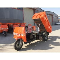 Quality 2T Diesel Mining Tricycle for sale