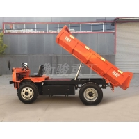 Quality HD4 Electric Mining Truck for sale