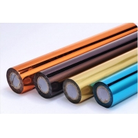 Quality Hot-stamped Foil, Available In 12u X 640m/m X 120 Size Or Jumble Roll for sale