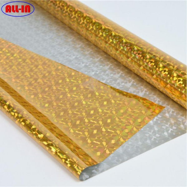 China Plastic Hot Foil For Pp