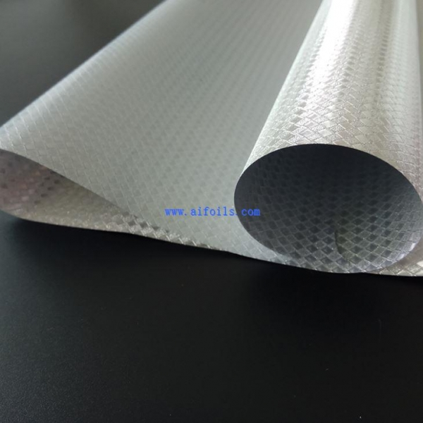 China PP Roll Laminate Film Glitter Sparkle Material