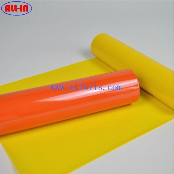 China Yellow Pigment Foil For Plastic PP ABS