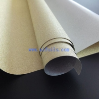 Quality Gift Wrap Design Reflective Film Roll Glitter Wrapping Film for sale