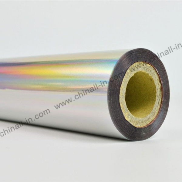 China Foil Printing with Laser Printer